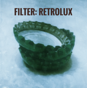 "Mit Snapseed bearbeitet: Filter ""Retrolux"""